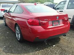 bmw 435xi for sale salvage certificate 2014 bmw 4 series coupe 3 0l 6 for sale in