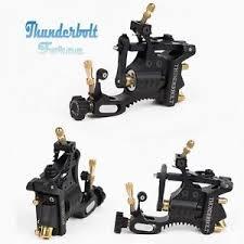 thunderbolt force rotary tattoo machine gun kit for lining shading