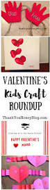 valentine s day kids craft roundup thank you honey