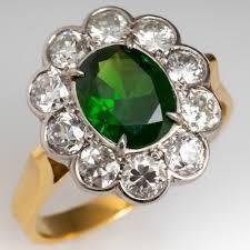 green gemstones rings images Gemstone and cocktail rings eragem jpg