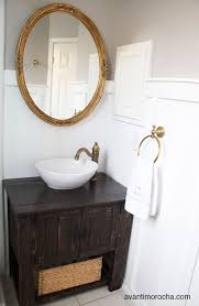 vanity bathroom ideas diy bathroom vanity ideas for repurposers