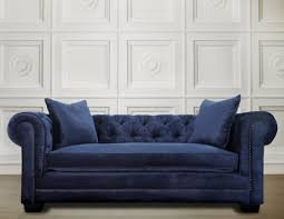 comfy couch furniture trendy blue velvet couch design to inspired your