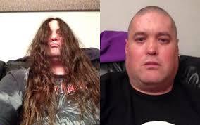 haircut net heavy metal fan celebrates 50th birthday by getting haircut for