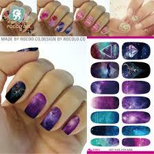aliexpress com buy k5653 water transfer foil nails art sticker