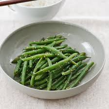 sauteed sesame green beans recipe rubel jacobson food