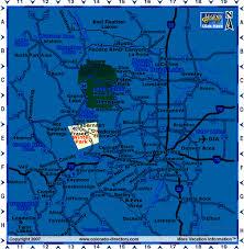 winter park colorado map colorado maps co vacation directory