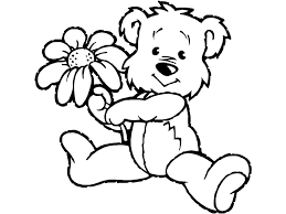 100 coloring page teddy bear family picnic coloring pages teddy