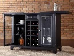 Black Bar Cabinet Mini Bar Cabinets Foter