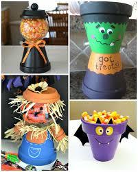Unique Halloween Crafts - best 25 flower pot crafts ideas on pinterest diy yard decor