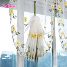 Daisy Kitchen Curtains by Joining Curtain Lengths Decorate The House With Beautiful Curtains