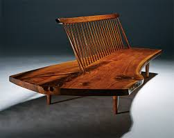 La Modern Furniture by George Nakashima Collection Goes To Auction In Los Angeles