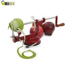 heimat k che bar apple schäler zesters schneiden edelstahl obst maschine geschälten