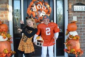 football player halloween costume for kids the matthews family