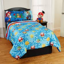 Super Mario Home Decor by Super Mario Comforter Walmart Com