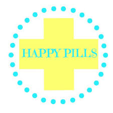 happy pills and chill pills free printable labels