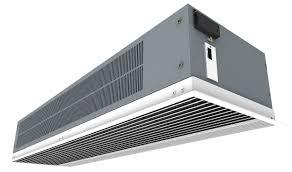 Berner Air Curtain Door Switch by Air Curtain Heater Rooms