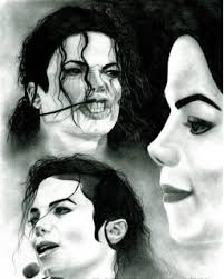 varumana com cool pencil sketches of michael jackson