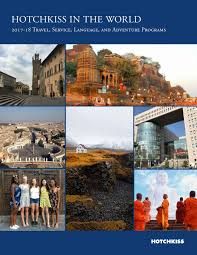 travel programs images Travel program catalog the hotchkiss school jpg