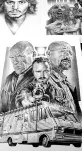 18x24 breaking bad poster home decor wall pinterest poster