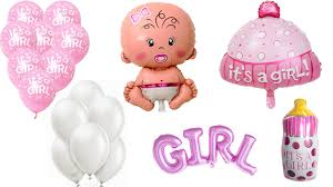 giant baby it u0027s a themed baby shower balloon kit