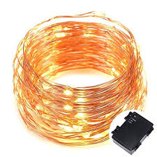 battery run christmas lights string amazon com