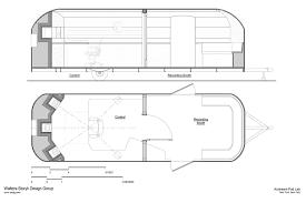 Airstream Trailer Floor Plans Lower Eastside Girls Club Wgrl Airstream Studio Wsdg