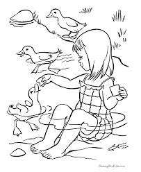 appealing colouring pages summer coloring page free printable