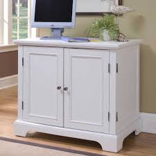 Computer Storage Cabinet Corner Computer Cabinet For Small Space Joe Berardi Furniture