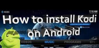 how to setup kodi on android how to setup kodi on android phone 2017 archives