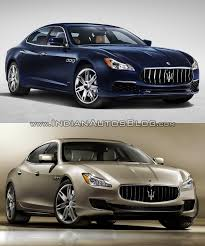 new maserati granturismo maserati quattroporte old vs new