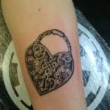25 heart locket tattoo designs ideas design trends premium