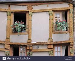 window porthole dormer window pane france brittany windows