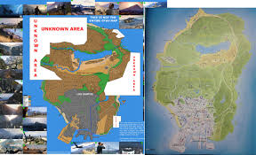 map size comparison the reacts to grand theft auto v s map and its size