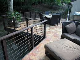 iron deck rails and liked the product from behr the best