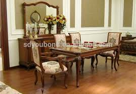 Italy Dining Table 0051 Wood Dining Table Set Italy Dining Table Designs In