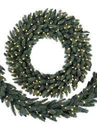 aspen estate fir wreaths and garlands balsam hill