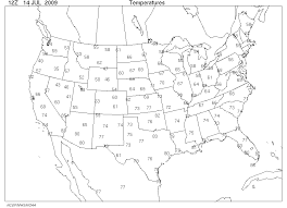 isobars and isotherms climate education modules for k 12
