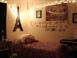 bedroom adding wonderful fairy light into your home decoration