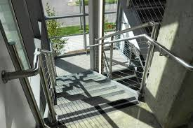 Stainless Steel Banister Rail Handicap Railing Stainless Steel Handrails