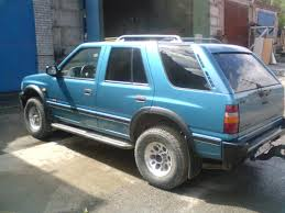 opel frontera used 1993 opel frontera photos 2400cc gasoline manual for sale
