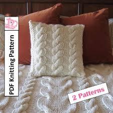 Wedding Gift Knitting Patterns 66 Best Pillow Cover Knitting Patterns Images On Pinterest