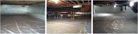 professional crawl space encapsulation in md value dry waterproofing