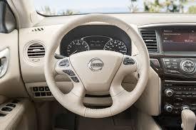 nissan pathfinder interior parts 2014 nissan pathfinder with almond interior recalled for airbag