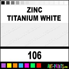 zinc titanium white schmincke oil paints 106 zinc titanium