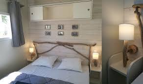 chambre bois flotté miroirs en bois flotté