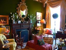 Hunting Decor For Living Room by Decorating A Hunter Green Living Room