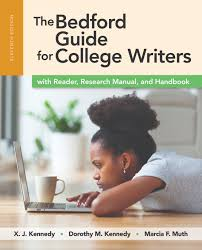 launchpad for the bedford guide for college writers with reader