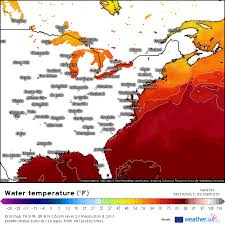 Cape Cod Water Temp - jose likely to make a close pass to the us next week u2013 blog weather us