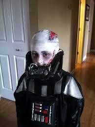 Spaceballs Halloween Costumes Nephews Battle Damaged Vader Halloween Costume Rebrn