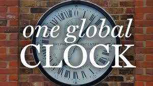 Global Time Zones Map by One Time Zone For The Whole World Youtube